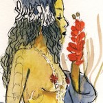 Dr Sketchy – Paul Jacoulet au musée du quai Branly