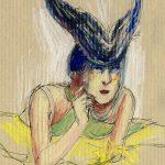 Dr sketchy : Nuit Fauve au musée Pompidou